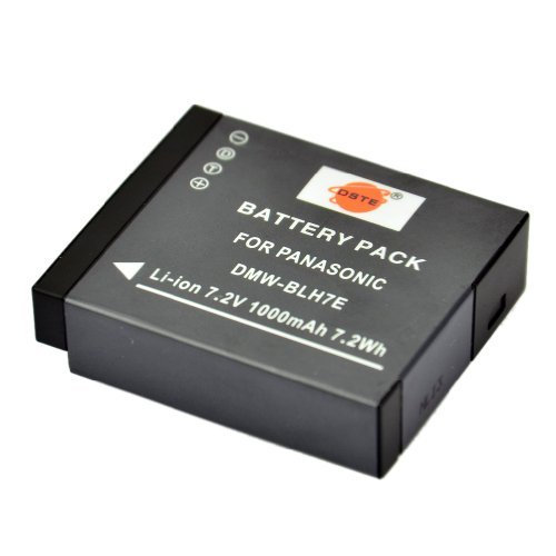 Dste Dmw-Blh7 Replacement Li-ion Battery for Panasonic Lumix Dmc-Gm1 Gm1K Gm5 Gf7