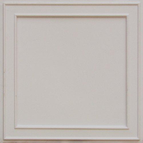 Discount Cheap White Matt Plastic Ceiling Tiles Modern #207