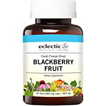Eclectic Glass Blackberry FDV, 90 Count