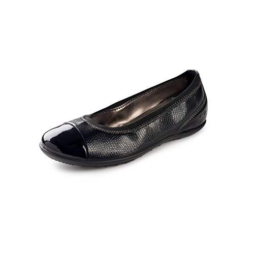 Primigi Shoes Girls Flat Shoe S. Pit (37 M US, Black) by Primigi