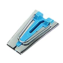 SODIAL(R) Set of 4 Fabric Bias Tape Maker Binding Tool Sewing Quilting