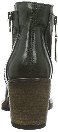 Mjus 687207-0101-6287, Zapatillas de Estar por Casa para Mujer Verde - Grün (army)