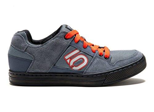 Five Ten Men's Freerider Cycling Shoe, Dark Grey/Orange, 11 M US