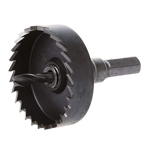 Ants-Store - Metal Plate Twist Drill Bit 50mm Cutting Dia Hole Saw Cutter