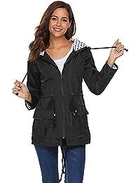 Womens Trench and Raincoats | Amazon.com