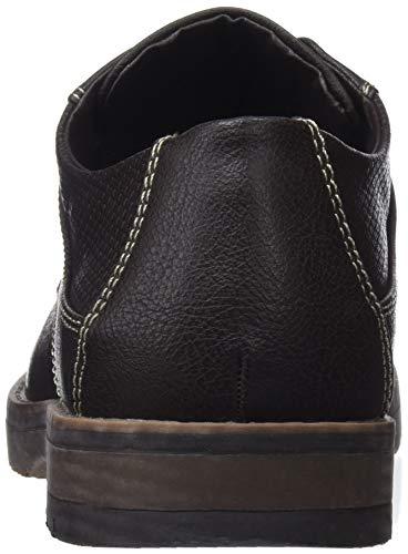 Zapatos para Cordones Brown 48180 de Hombre Marrón Oxford XTI Pq5XU