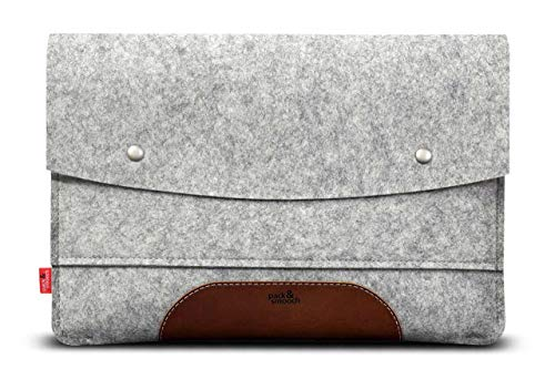 Pack & Smooch 13 Inch Laptop Sleeve Case - Compatible with MacBook Pro with 13