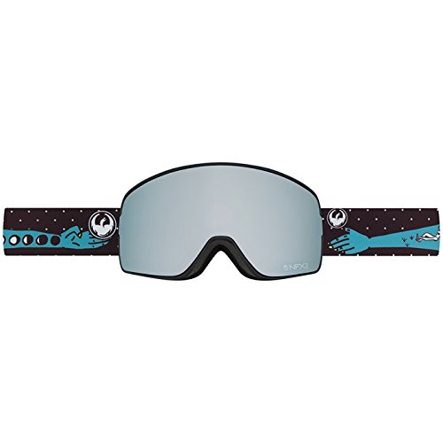 Dragon NFX2 Two Lumalens Snow Goggles Forest Bailey Silion Smoke