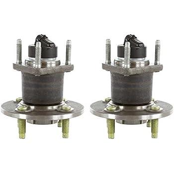 Prime Choice Auto Parts HB612005PR Rear Hub Bearing Assembly Pair