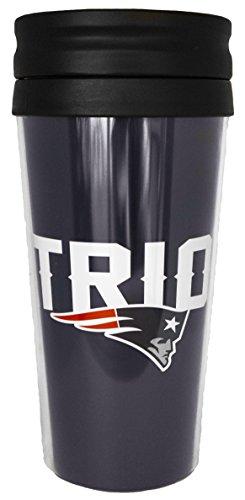 NFL New England Patriots 14 oz Travel Mug