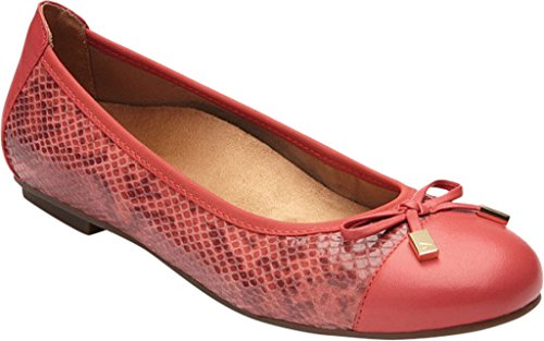 359 Coral Vionic Minna Gerrit Shoes Snake Womens Leather SOqwH5xaq
