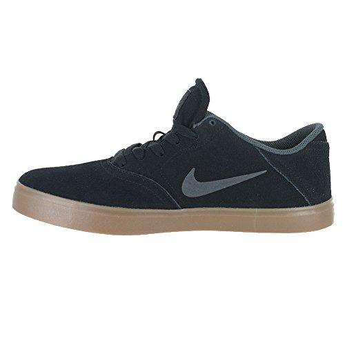 Nike Mens Controleren Zwart Kauwgom Donkerbruin Antraciet