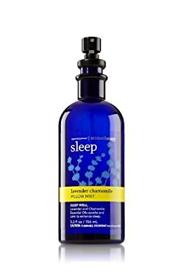 Bath & Body Works Aromatherapy Lavender Chamomile Sleep Pillow Mist 5.3 Oz