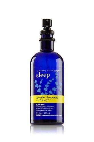 Bath-Body-Works-Aromatherapy-Lavender-Chamomile-Sleep-Pillow-Mist-53-Oz