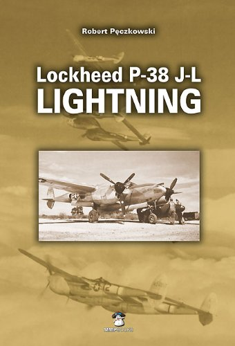 Lockheed P-38 J-L Lightning (Yellow Series)