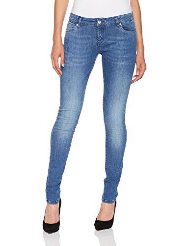 Moos Kaporal Slim Donna moos Jeans Locka Blu SnYFP
