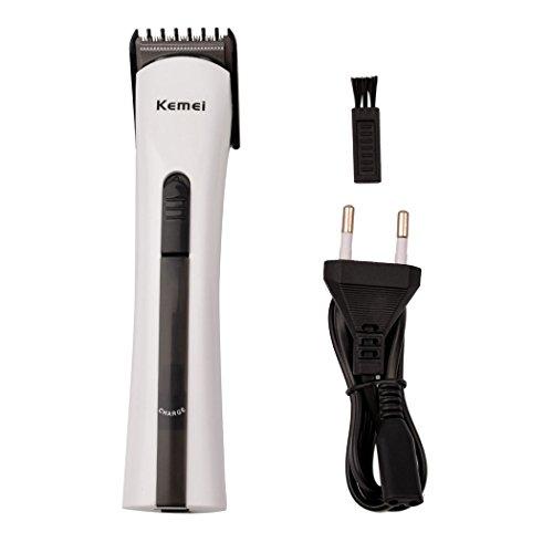inkint Professionelle ABS+Titanium Hair Clipper Wiederaufladbare Haar-Trimmer Kleine Stimme für Baby/Kinder Elektrische Starker Motor Haarschneider