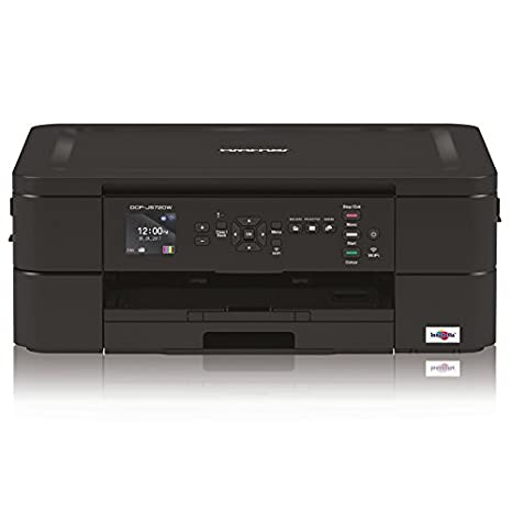 Brother DCPJ572DW 3-IN-1 Impresora de Inyección de Tinta, A4/Duplex/WLAN/color