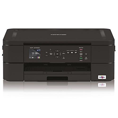 Brother DCPJ572DW 3-IN-1 Impresora de Inyección de Tinta, A4/Duplex/WLAN/color