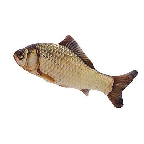 Deaman Pelota de sisal, 1 Pieza, para Hierba, Gato, pez ...