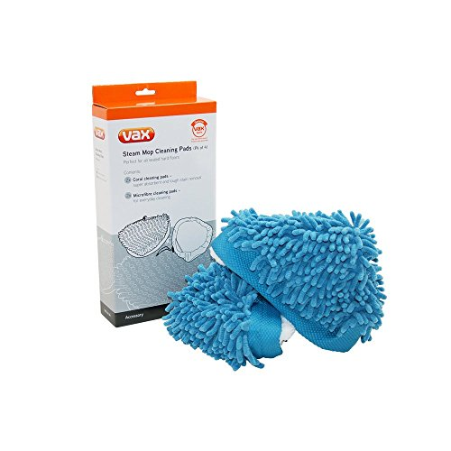 Steam Mop Washable Reusable Wet Mop Pad Designed To Fit Dirt Devil 1 Piece Washable Compare To Ad51000 B00ox3ybku