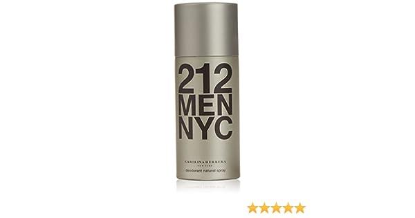 Carolina Herrera - Desodorante spray 212 men