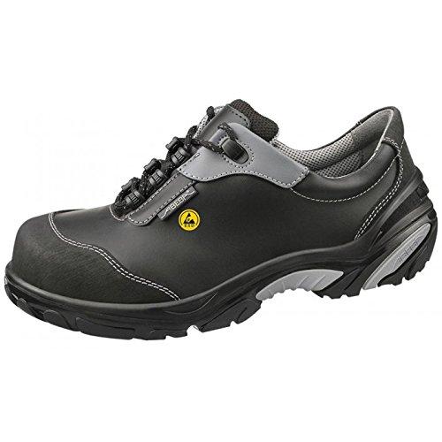 Abeba 34701-43 Crawler zapatillas de seguridad baja ESD, talla 43, color negro
