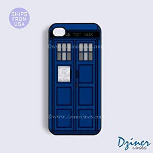 iPhone 5c Case - Tardis Doctor Who iPhone Cover