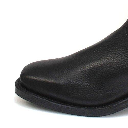 Bottes américaines - bottes de tir au fusil BO-4002-64-E (pied normal) - Homme - Noir
