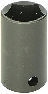 SK Hand Tool 34205 5 Point Drive Utility Socket, 1/2-Inch