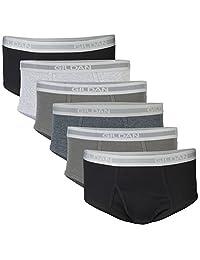 Gildan Mens Standard Brief Underwear Multi-Pack