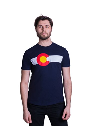 Colorado State Flag | Coloradan Rocky Mountain Pride CO Flag Unisex T-shirt
