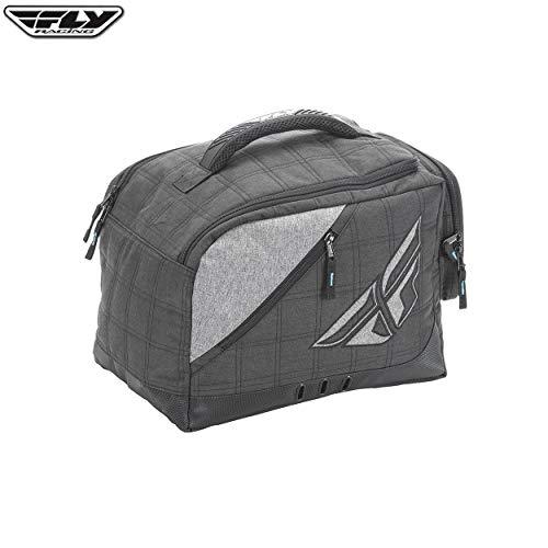 (Fly Racing 28-5139 Black/Gray Helmet)