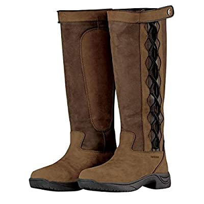 Amazon.com : Dublin Ladies Pinnacle Boots II : Sports & Outdoors