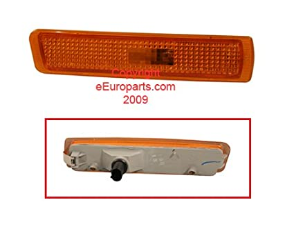 BMW e36.7 z3 Mcope Side Marker Light (R Fr) Bumper OEM front right rh passenger GENUINE BMW