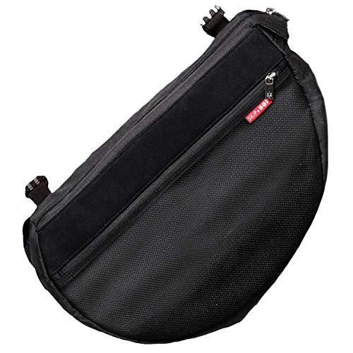 Skip Hop Grab and Go Attachable and Insulated Side Sling Stroller Saddle Bag and Organizer, 2 Pockets, - Side Sling