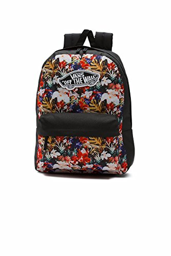 Vans Realm Backpack Tropical Floral Bag