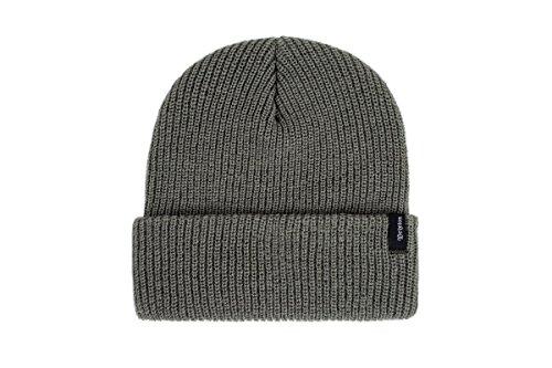 Brixton Men's Heist Beanie Hat, cypress, One Size