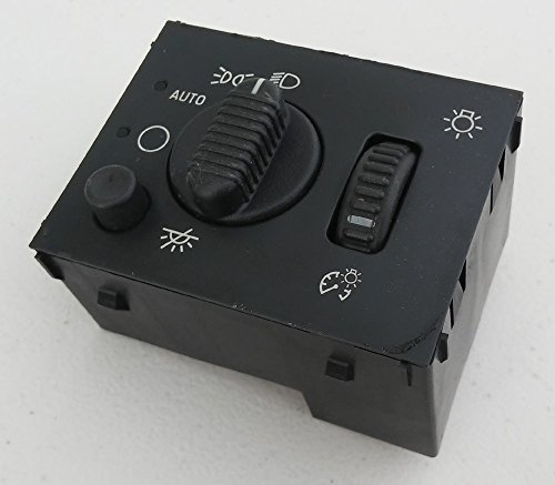 gm fog light switch - 2