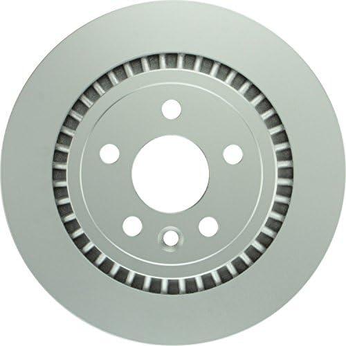 Bosch BP1412 QuietCast Premium Semi-Metallic Front Disc Brake Pad Set