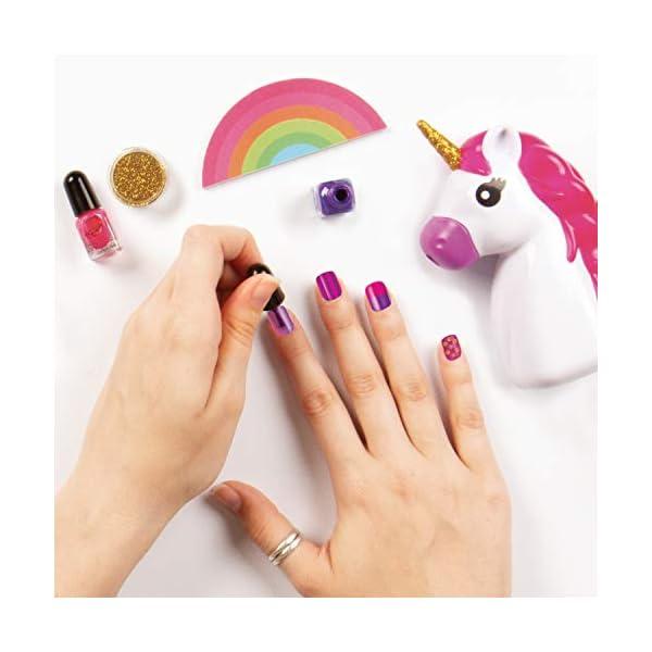 Fashion Angels Unicorn Magic Nail Dryer Set 6