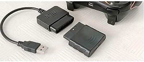 Amazon.es: Demarkt Adaptador Converter para Mando de PC USB PS1 ...
