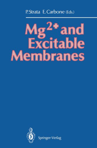 Mg2+ and Excitable Membranes - Excitable Membranes