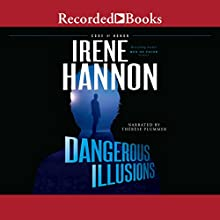 Dangerous Illusions: Code of Honor, Book 1 Audiobook by Irene Hannon Narrated by Therese Plummer