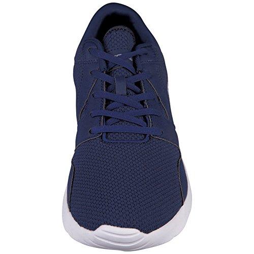 Kappa Low Erwachsene Clovis Blau Navy White Unisex Top 6710 rqxtr