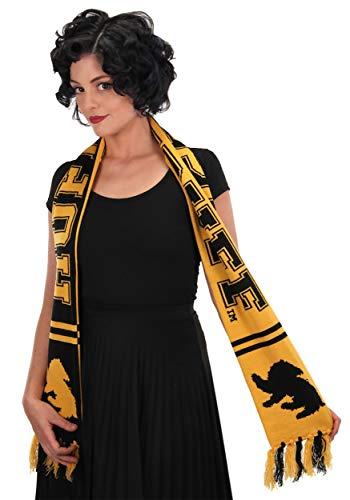 Harry Potter Hufflepuff Collegiate Style Reversible