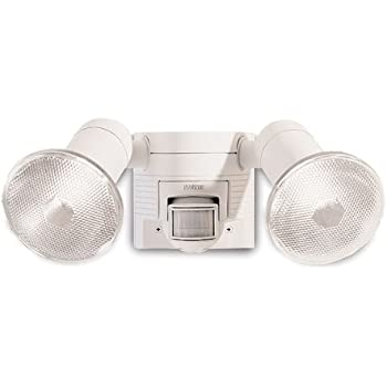 Steinel Fl300w 300 Watt Dual Flood Light Motion Sensor