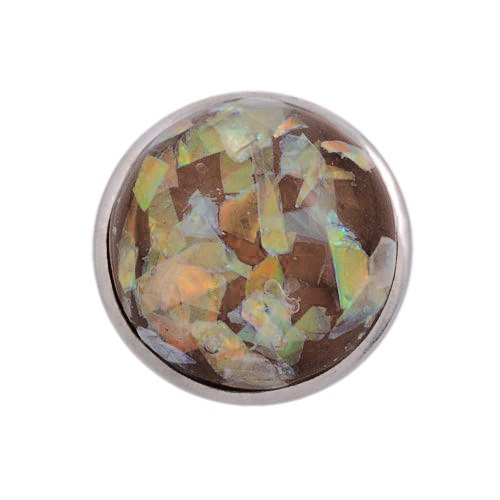 Soleebee Piedras de Strass de aleaci/ón 12pcs el mismo color Snap botones encantos de la joyer/ía