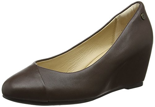 Hush Puppies Damen Maybe Marloe Pumps Braun (marrone Scuro)
