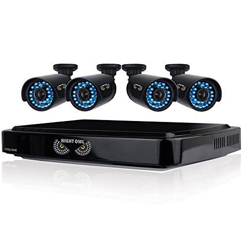 Night Owl Security B AZ4 4HD7 1 4 Channel